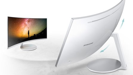 Amazon Blitzangebote am 21. August - Samsung 34 Zoll Curved-Monitor, LG 60 Zoll UHD-TV