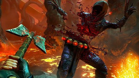 Shadow Warrior 2 - Gameplay-Trailer zeigt Kämpfe aus dem DLC »Way of the Wang«