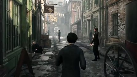 Sherlock Holmes: The Devil's Daughter - Gameplay mit Schleicheinlage