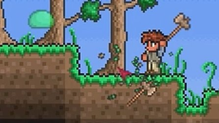 Terraria - Test-Video: Zelda trifft Minecraft