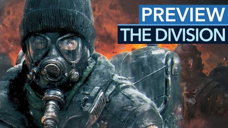 The Division - Preview-Video zum MMO-Shooter