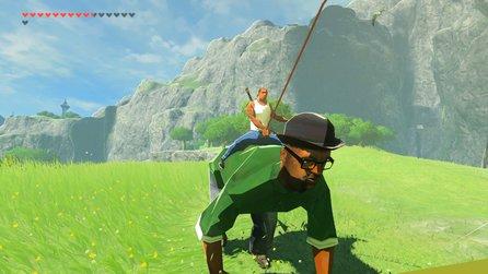 The Legend of Zelda: Breath of the Wild - Verrückte PC-Mods