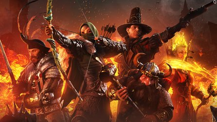 Warhammer: Vermintide 2 - Hitman- und Assassin's-Creed-Komponist Jesper Kyd macht den Soundtrack
