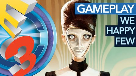 We Happy Few - Kommentiertes Gameplay zum Indie-Survival-Spiel