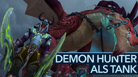 World of Warcraft: Legion - Demon Hunter als Tank: Unser Fazit