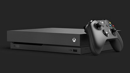 Xbox One X im Bundle mit Playerunknowns Battleground - Playerunknowns Battleground kostenlos zur Xbox One X