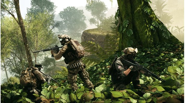 Battlefield 4 - Screenshots der DLC-Karte Operation Outbreak