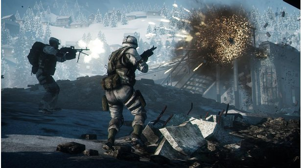 Battlefield: Bad Company 2 - DLC: Onslaught-Modus