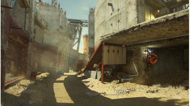 <b>Call of Duty: Advanced Warfare</b><br/>Screenshots aus dem DLC »Havoc«