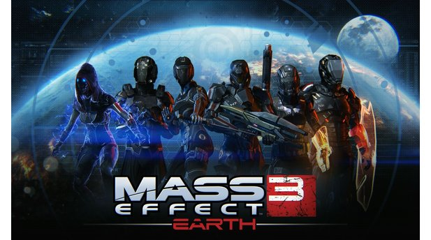 Mass Effect 3: Erde