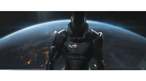Mass Effect 3 - Trailerausschnitt