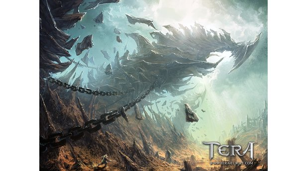 T.E.R.A.: The Exiled Realms of Arborea - Artworks und Konzeptzeichnungen