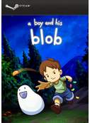 Cover zu A Boy and his Blob