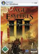 Cover zu Age of Empires 3: Asian Dynasties