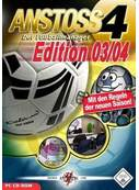Cover zu Anstoss 4 Editon 03/04