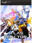 Cover zu Atlas Reactor