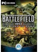 Cover zu Battlefield 1942: Road to Rome