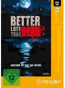 Cover zu Better Late Than DEAD