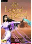 Cover zu Legend of Zord