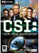 Cover zu CSI: Crime Scene Investigation