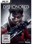 Cover zu Dishonored 2: Tod des Outsiders