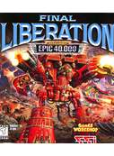 Cover zu Final Liberation: Warhammer Epic 40,000