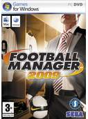 Cover zu Football Manager 2009