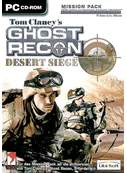 Cover zu Ghost Recon: Desert Siege