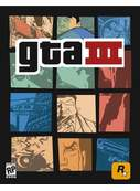 Cover zu Grand Theft Auto 3
