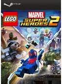 Cover zu LEGO Marvel Super Heroes 2