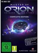 Cover zu Master of Orion