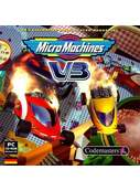 Cover zu Micro Machines V3
