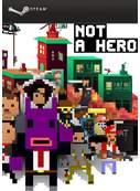 Cover zu Not a Hero