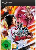 Cover zu One Piece Burning Blood