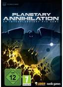 Cover zu Planetary Annihilation