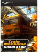Cover zu Train Mechanic Simulator 2017