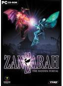Cover zu Zanzarah: The Hidden Portal