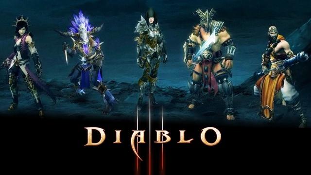 Klassen Diablo 3