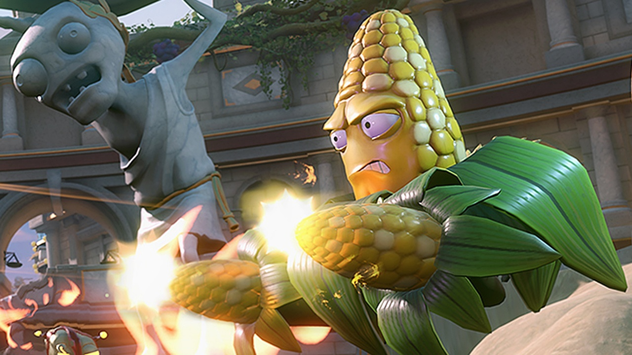 Plants Vs Zombies Garden Warfare 2 Singleplayer Und
