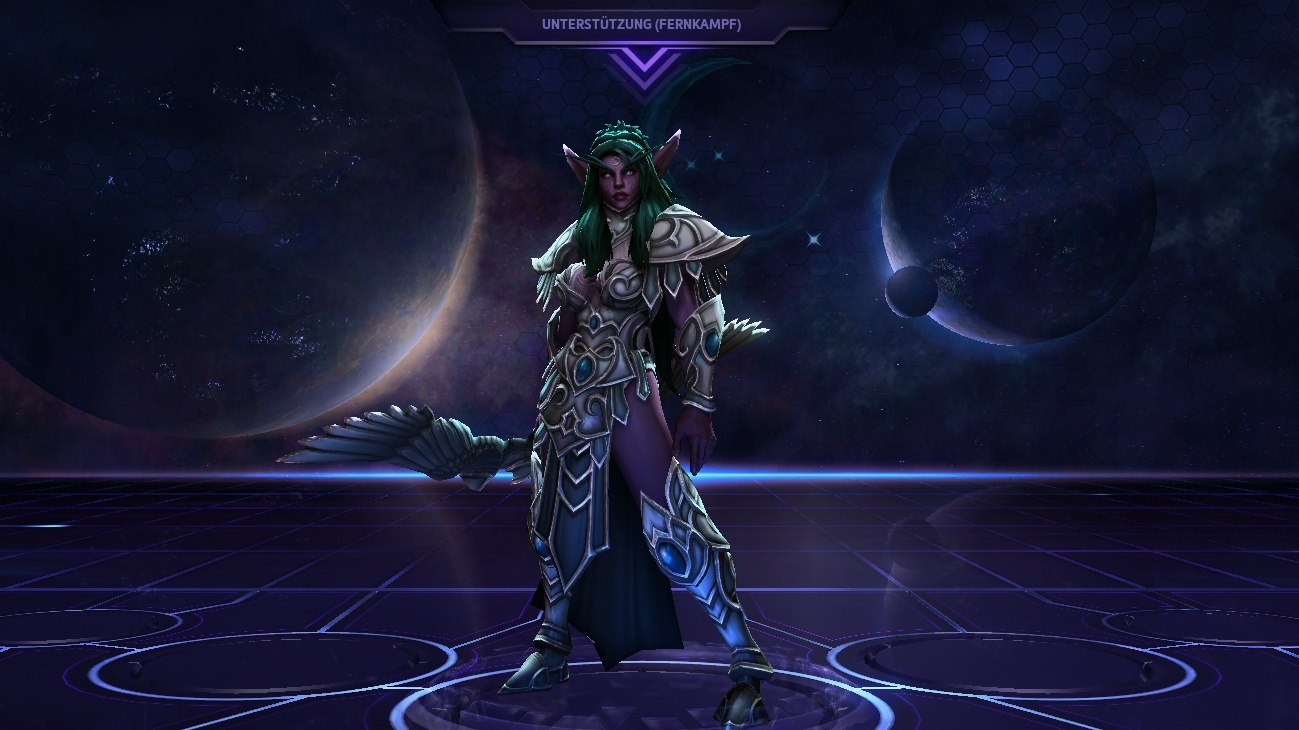 Heroes of the Storm - Tyrande