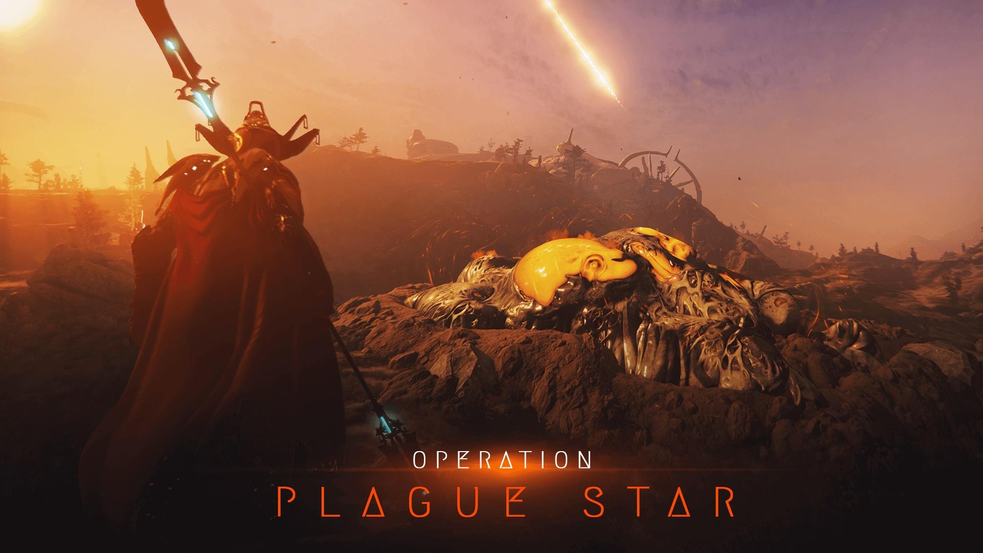warframe how to start operation plague star