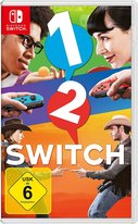 Cover zu 1-2-Switch - Nintendo Switch