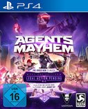 Cover zu Agents of Mayhem - PlayStation 4