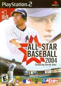 Cover zu All-Star Baseball 2004 - PlayStation 2