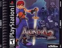 Cover zu Alundra 2 - PlayStation