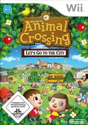 Cover zu Animal Crossing: City Folk - Wii