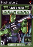 Cover zu Army Men: Green Rogue - PlayStation 2