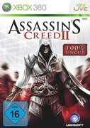 Cover zu Assassin's Creed 2 - Xbox 360