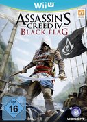 Cover zu Assassin's Creed 4: Black Flag - Wii U