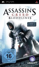 Cover zu Assassin's Creed: Bloodlines - PSP